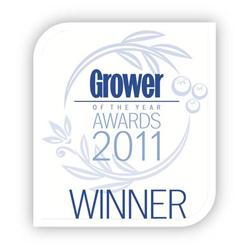 Grower Award 2011